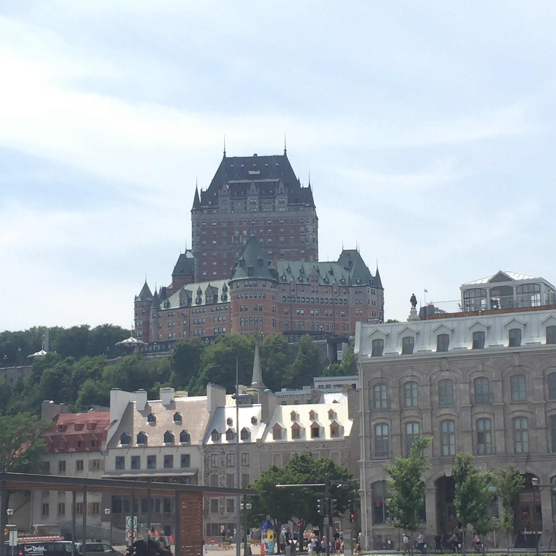 Château Frontenac Québec